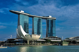 The Floating Donut Company Singapore: Marina Bay Boat Cruise