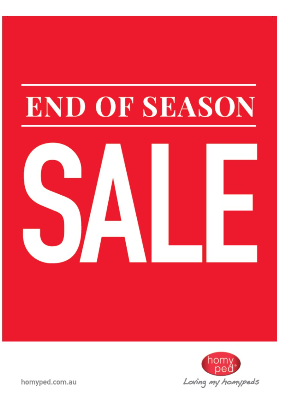 Homy Ped Sale! | Pharmacies Geelong