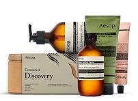 Aesop Contour's of Discovery Gift Kit av