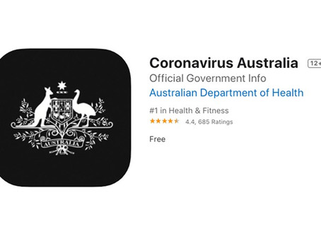 Covid-19 Updates from the Australian Government