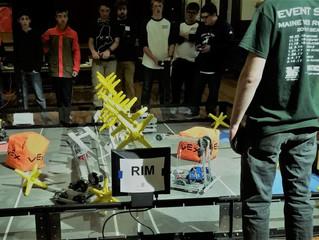 Delta Prime Robotics Hosts VEX Robotics Competition at Hall-Dale High School