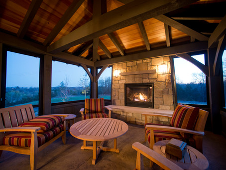 Timber Frame Construction in Minnesota: The Old Craft