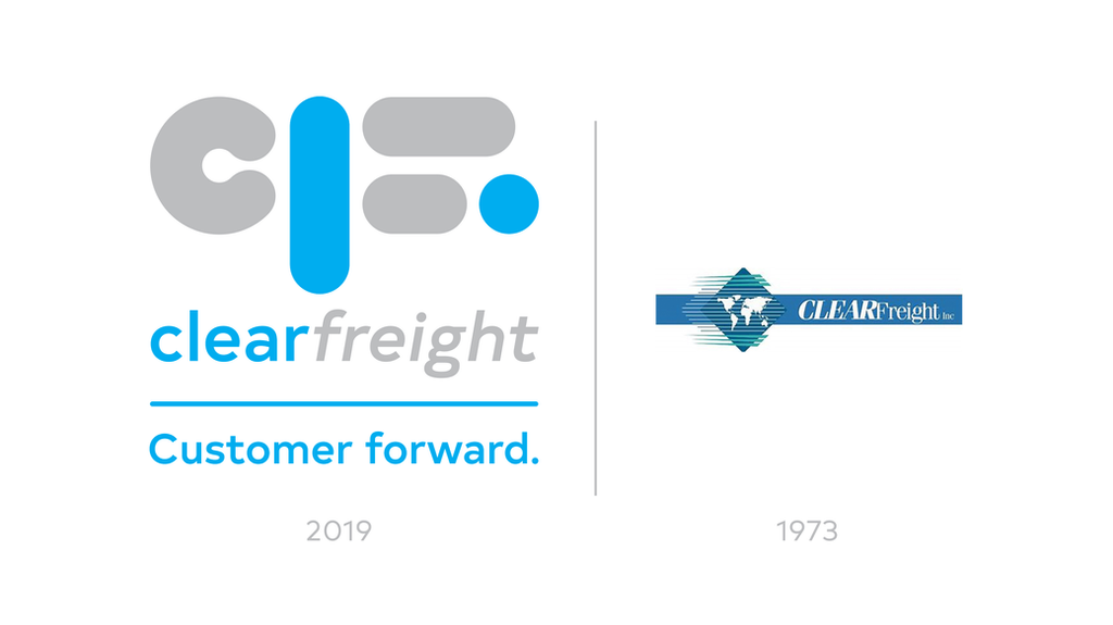 Creating the New ClearFreight Brand 🎯