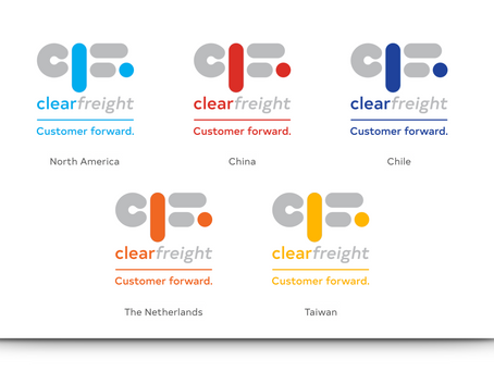 ClearFreight ReBrand: International Edition 🌎