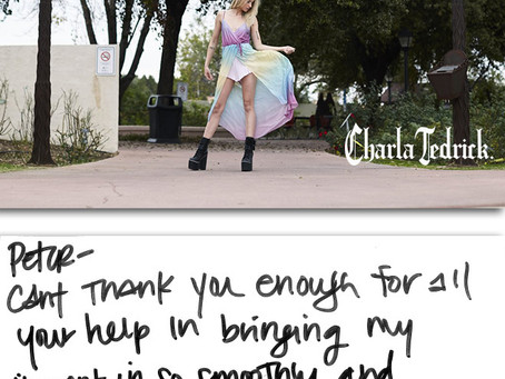 Meeting Shipping Deadlines   A Thank You Note from A Trusted Client