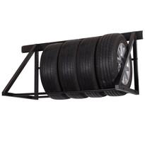 TEDURA Wandregal für Reifen