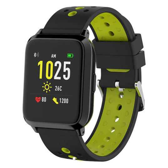 wellcraft Smartwatch GPS mit  Multisportfunktion