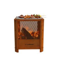 wellcraft Feuerbox mit Grill