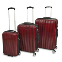 welltravel Reisekoffer-Set SCALA mit Waage