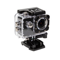 wellcraft 4K Action Kamera WiFi mit Fernbedienung