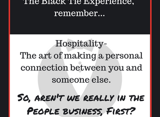 Our Current Climate- the Need for Hospitality