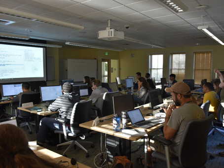 Teaching Open Source GIS and Spatial Ecology