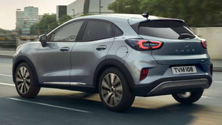 New and Hot Ford Puma 2021