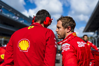 Why Ferrari Slipped Victory In Sochi ?