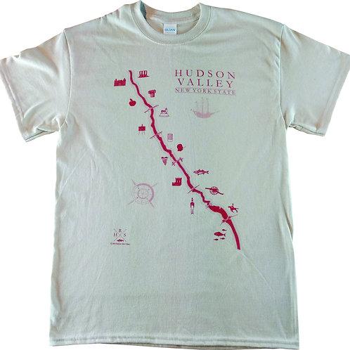 Hudson River Traveler tee