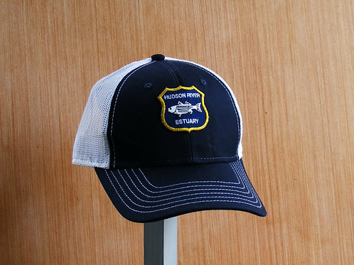 Hudson River Estuary Trucker's Hat