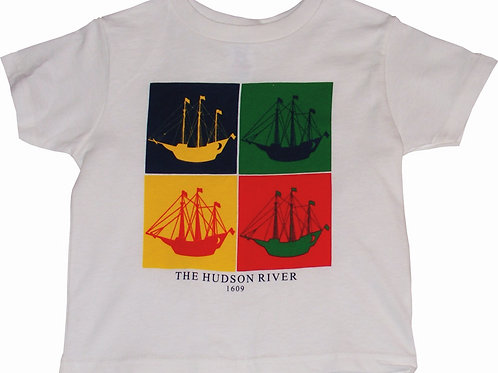 Youth Half Moon t-shirt