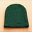 Thumbnail: Twin Stripers Slouch Knit hat
