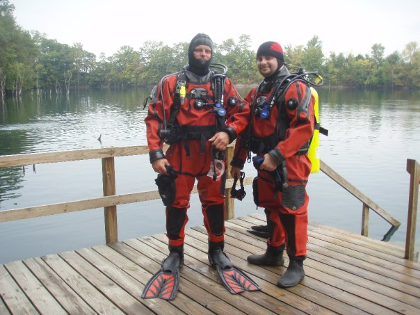 Search & Rescue Diver Training