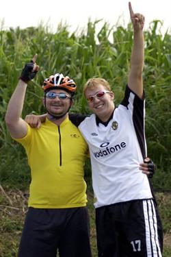 Bicyle Challenge