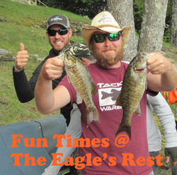 Fishing Pictures TheEaglesrest.ca