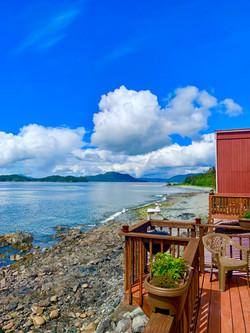 View at Cascade Creek Inn & Charters