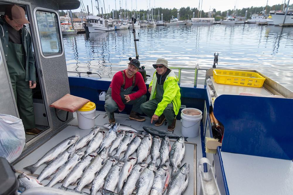 alaska fishing charters, all inclusive alaska fishing trips