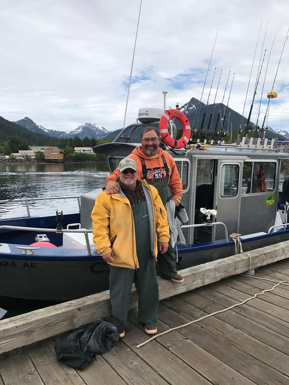 fishing lodges sitka alaska