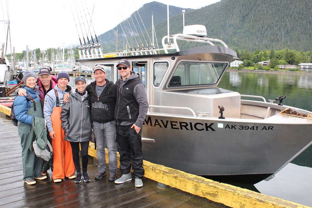 Sitka Alaska fishing lodges