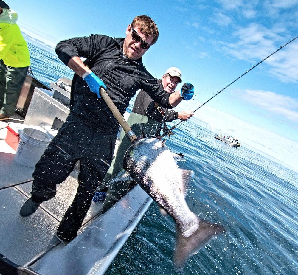 Sitka, Alaska fishing guides