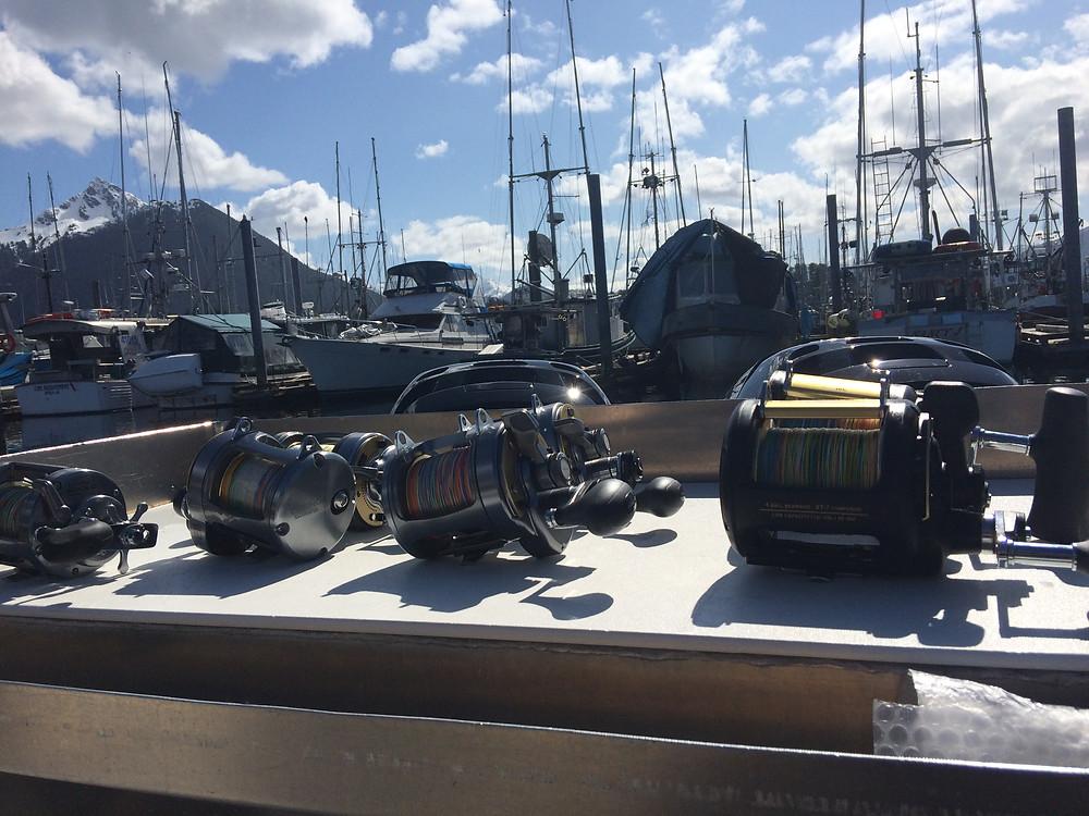 sport fishing charters in sitka alaska, sitka alaska fishing