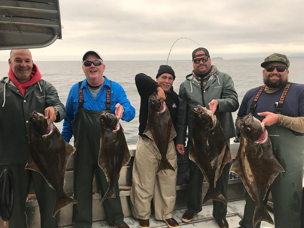 alaska halibut fishing trips