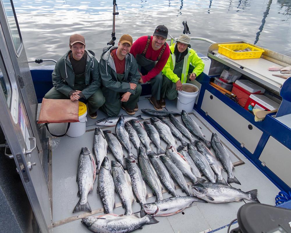 Sitka fishing charters 2019