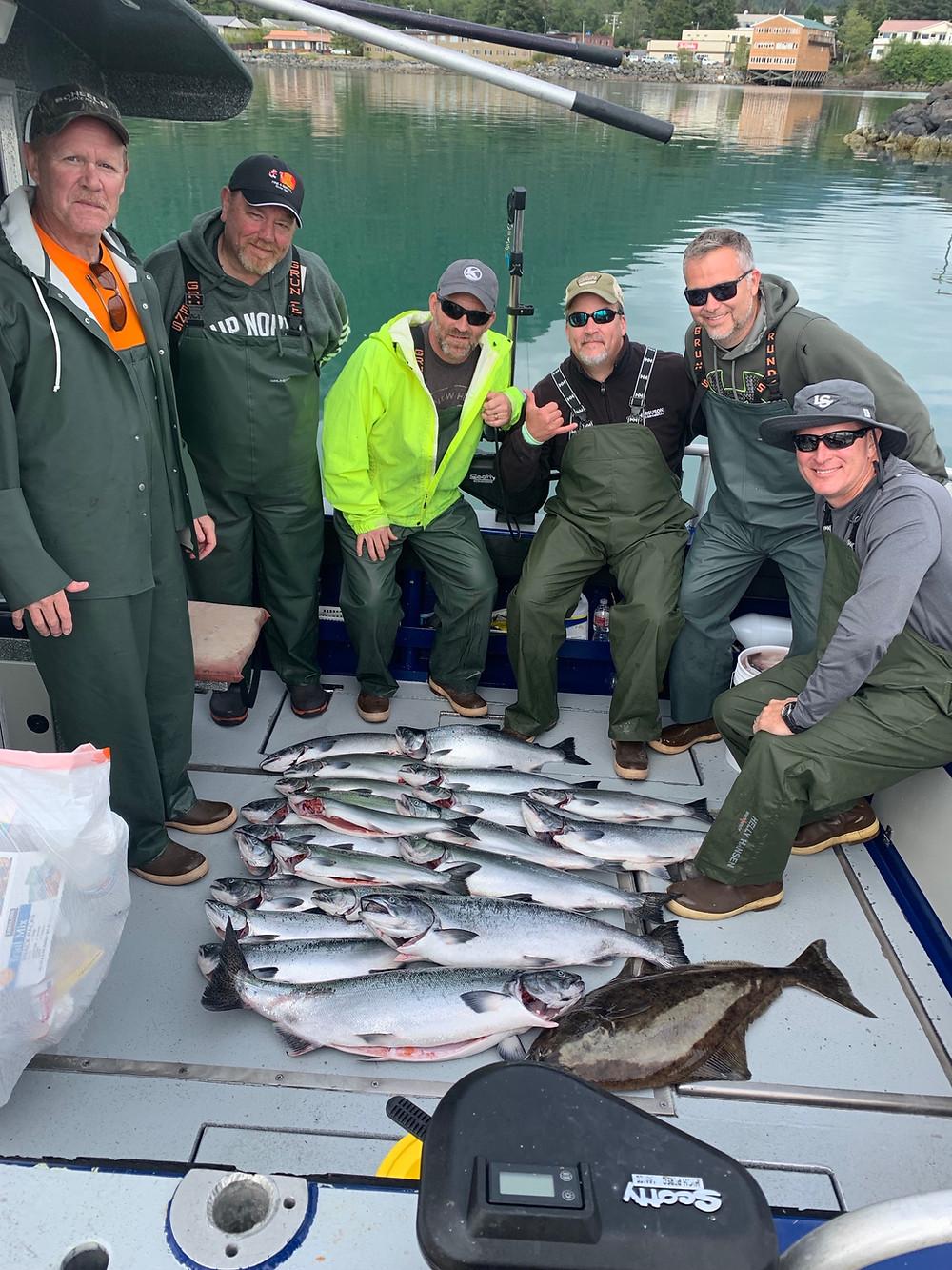 sitka alaska fishing lodges