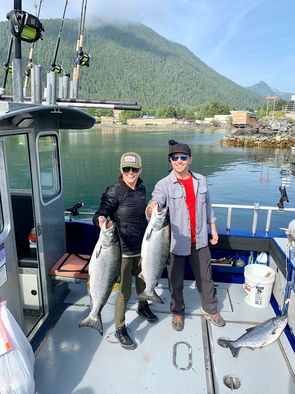 King salmon fishing trips Alaska
