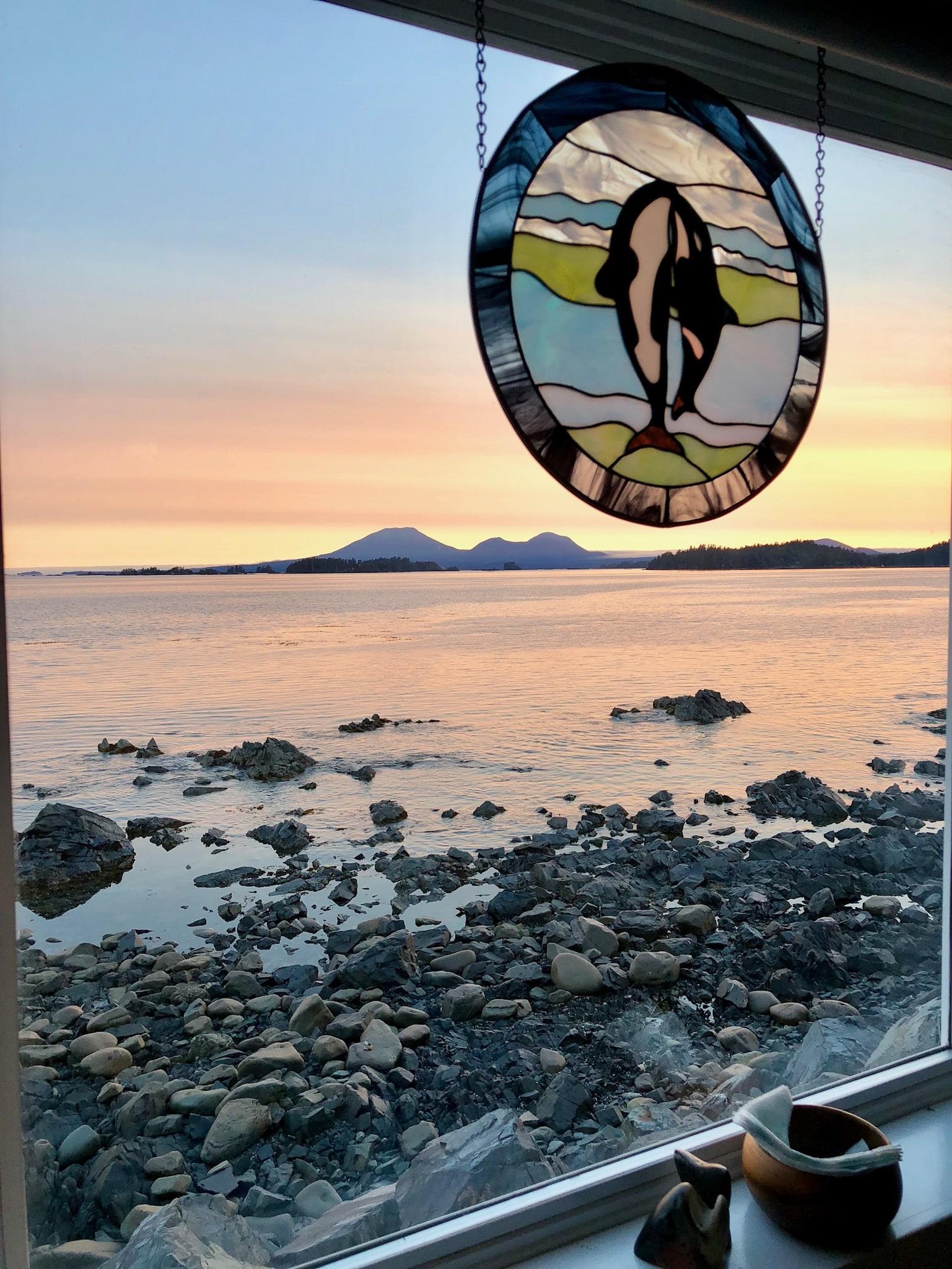 Oceanside Dining Sitka Alaska
