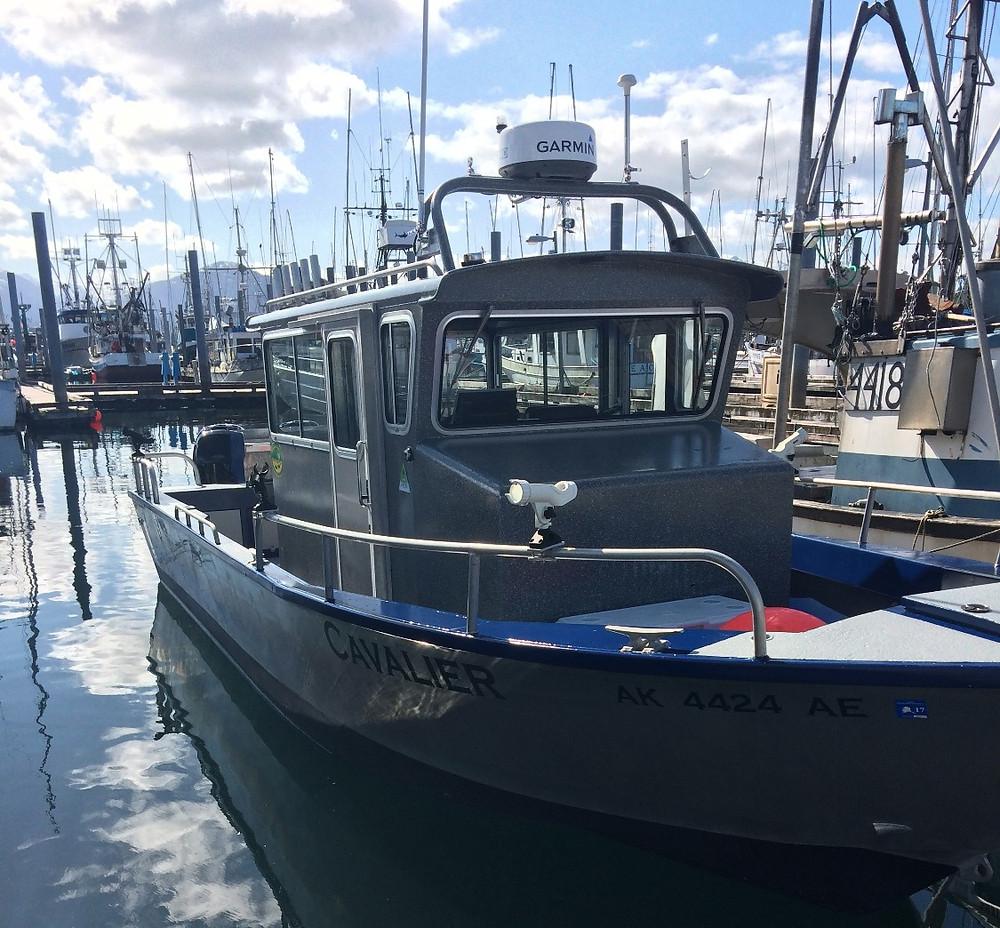 sport fishing charters in sitka alaska, best sitka alaska fishing lodge