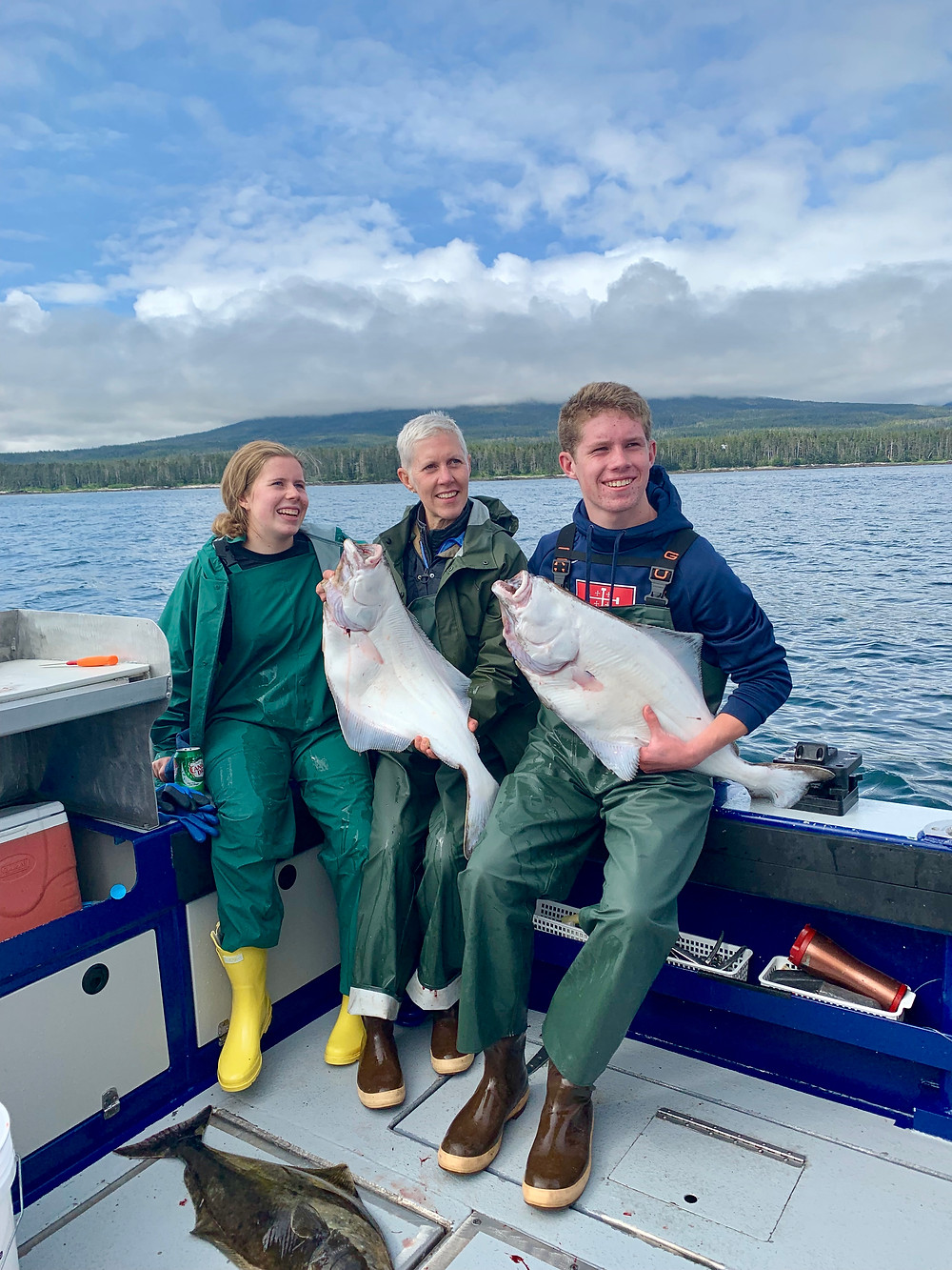 halibut fishing trips alaska