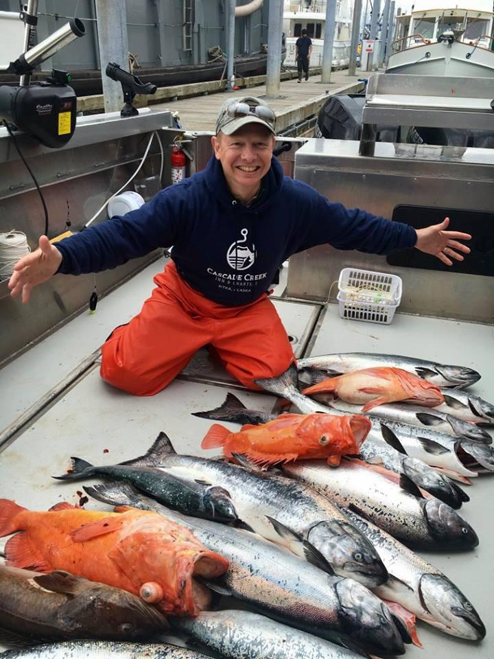 sport fishing lodges in sitka alaska