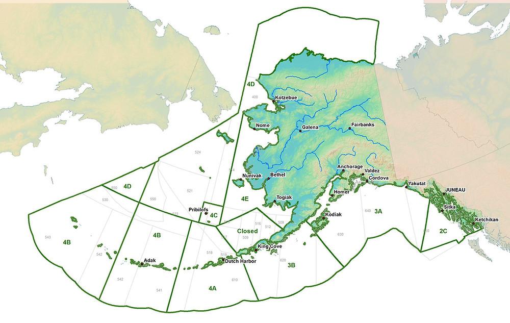 Sectors for Alaska Halibut Fishery