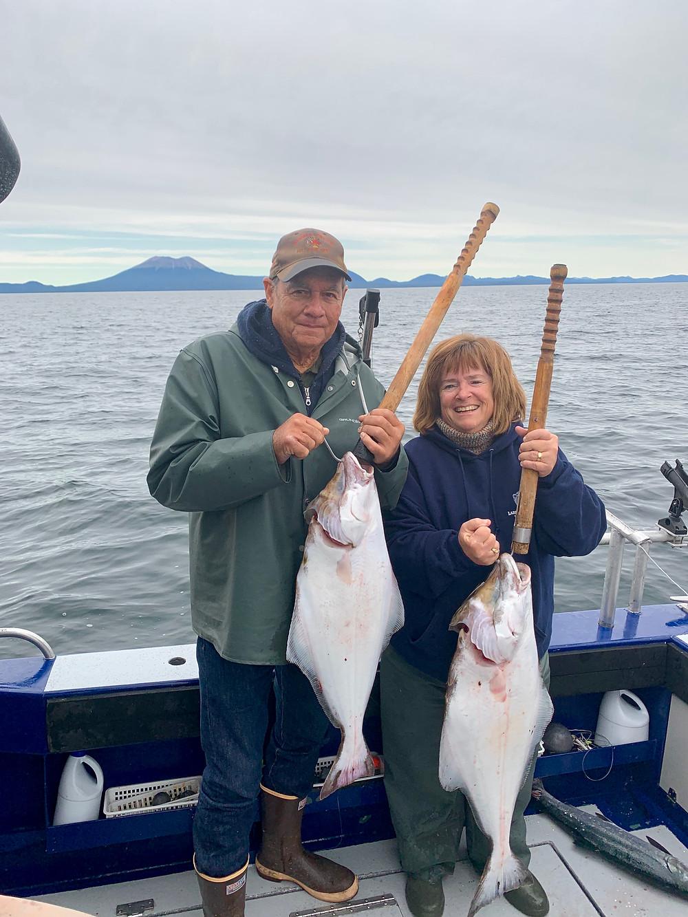 alaska fishing trips for halibut