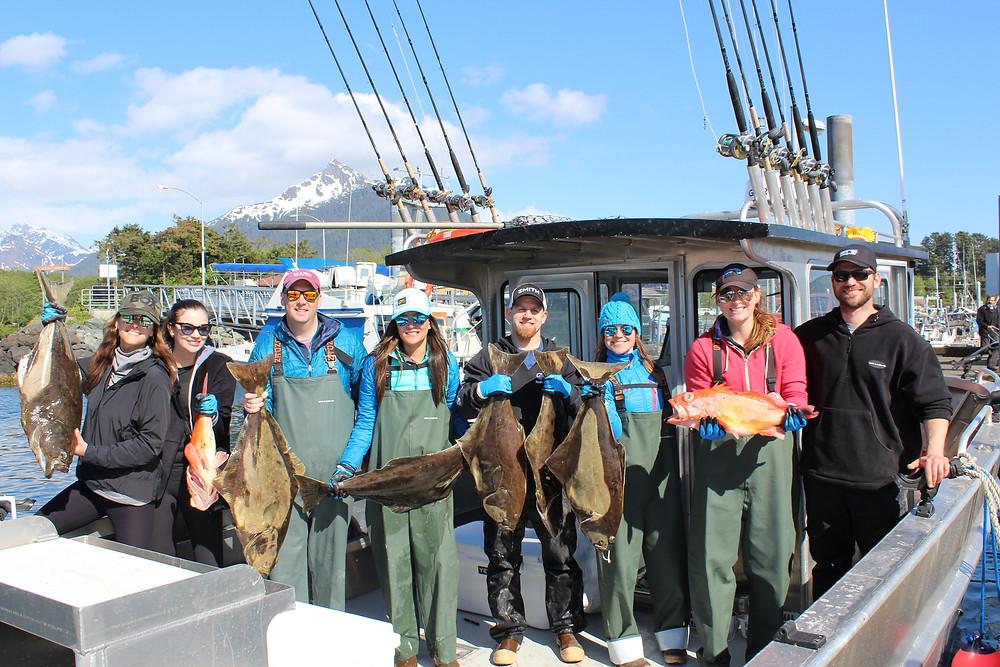 charter fishing lodges in sitka alaska