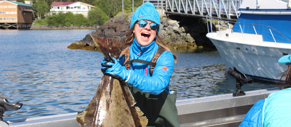 Sitka Fishing Report: May & Early June