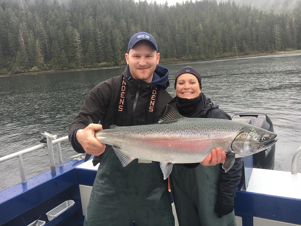 alaska fishing guides