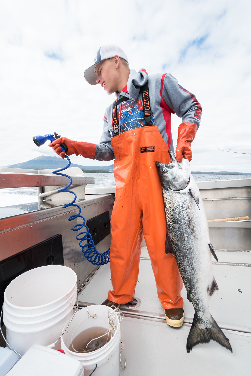 King salmon Fishing Regulations 2020