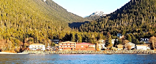 Cascade creek sitka alaska fishing lodge sitka fishing for Sitka fishing lodges