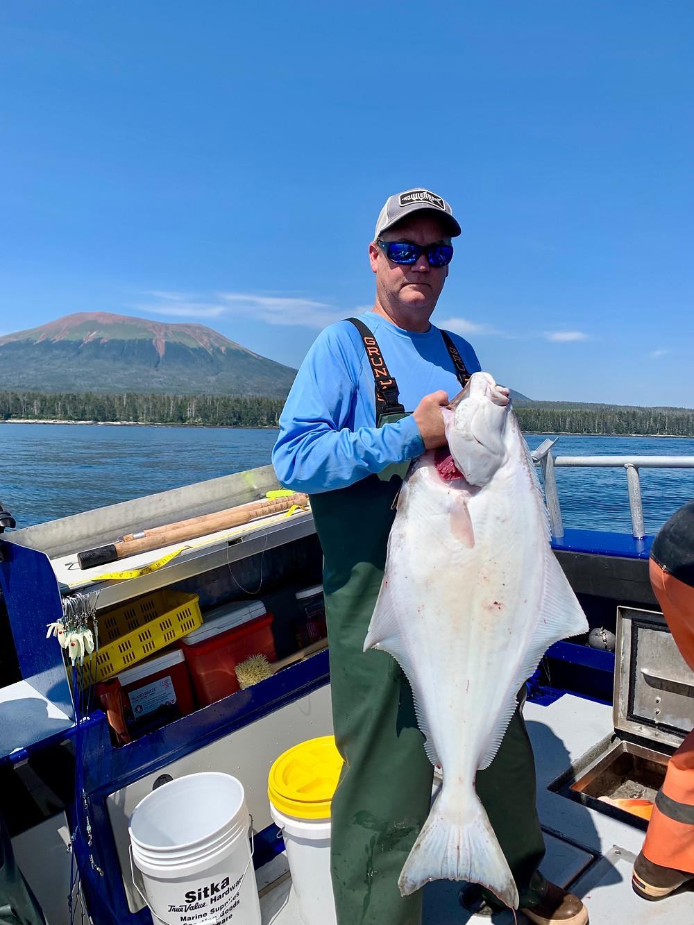 halibut fishing trips alaska