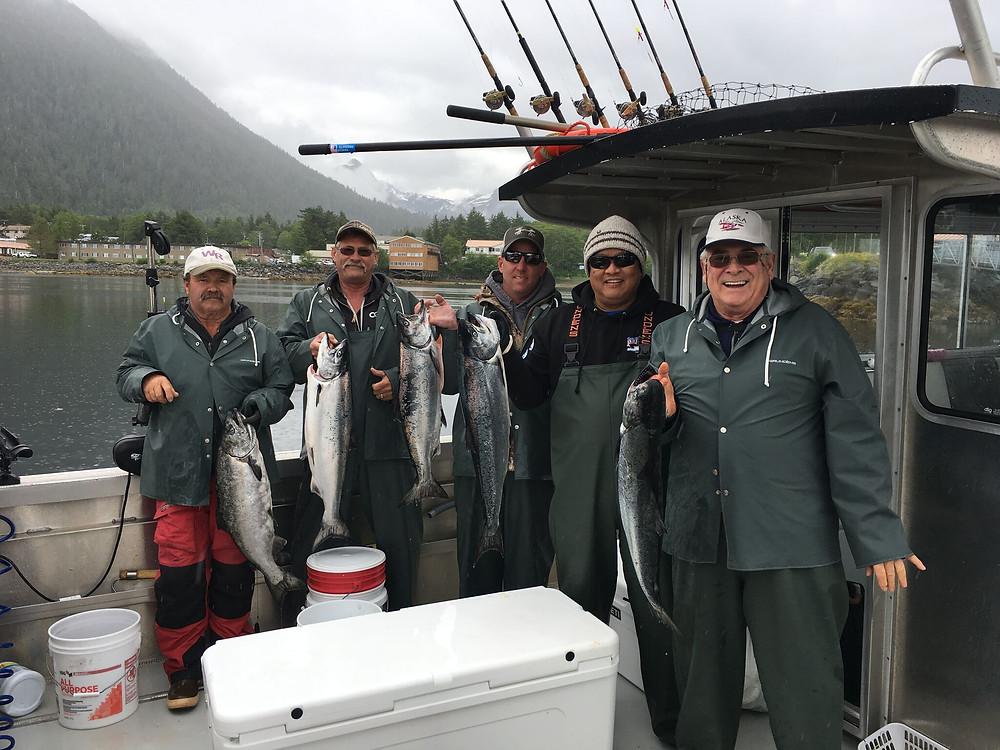 best sitka alaska fishing lodge