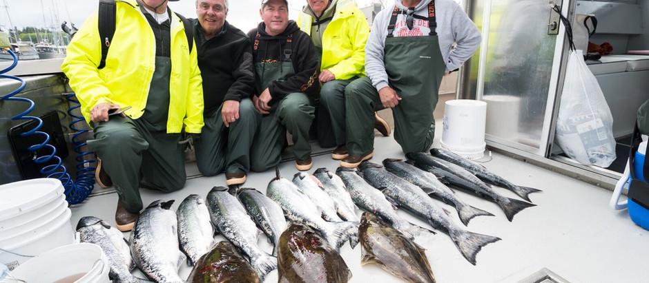 10 Reasons to Fish Sitka, Alaska
