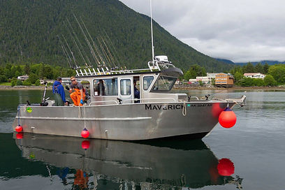 Fishing Guides in Sitka, Alaska
